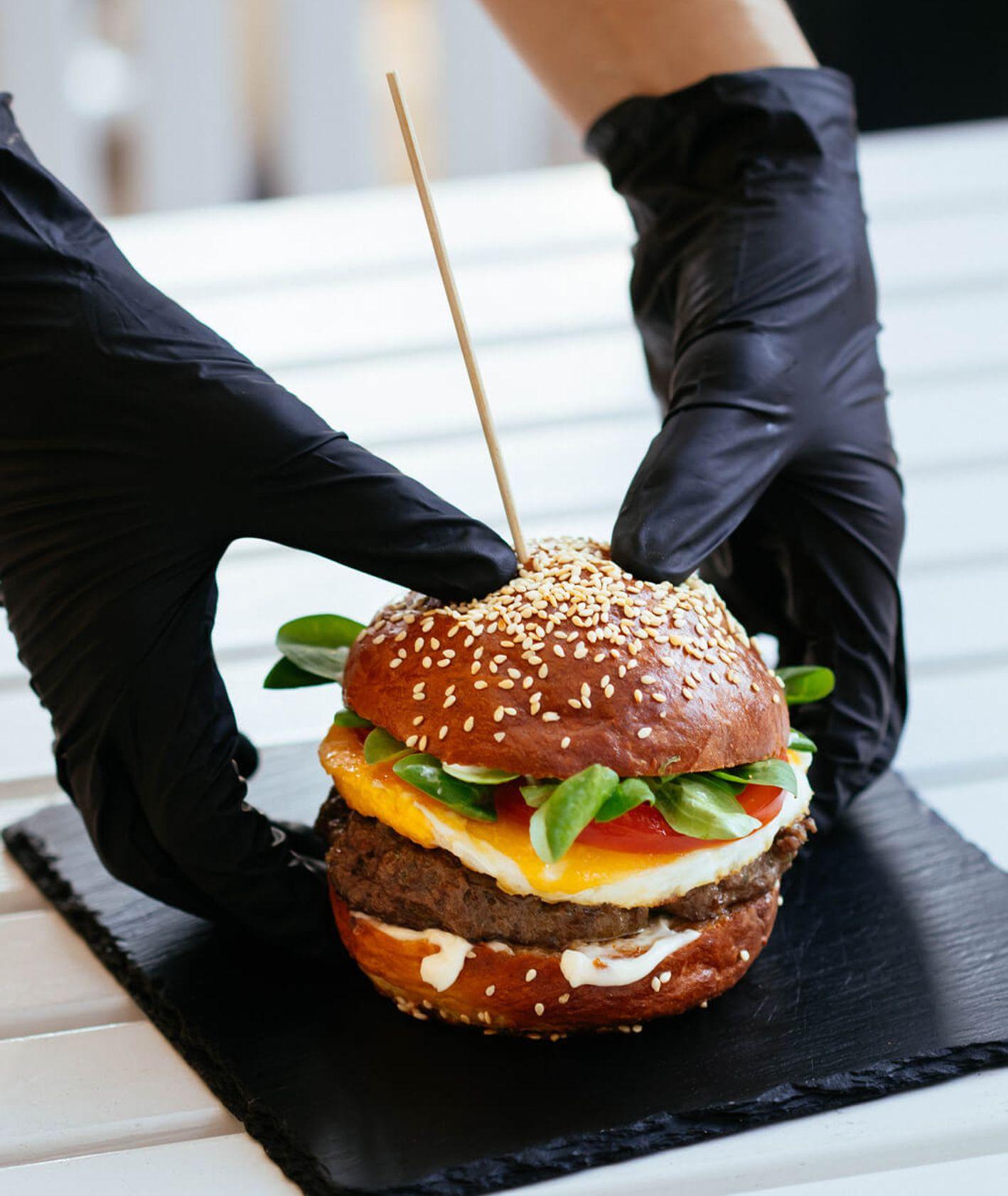 5 pomysłów na burgery