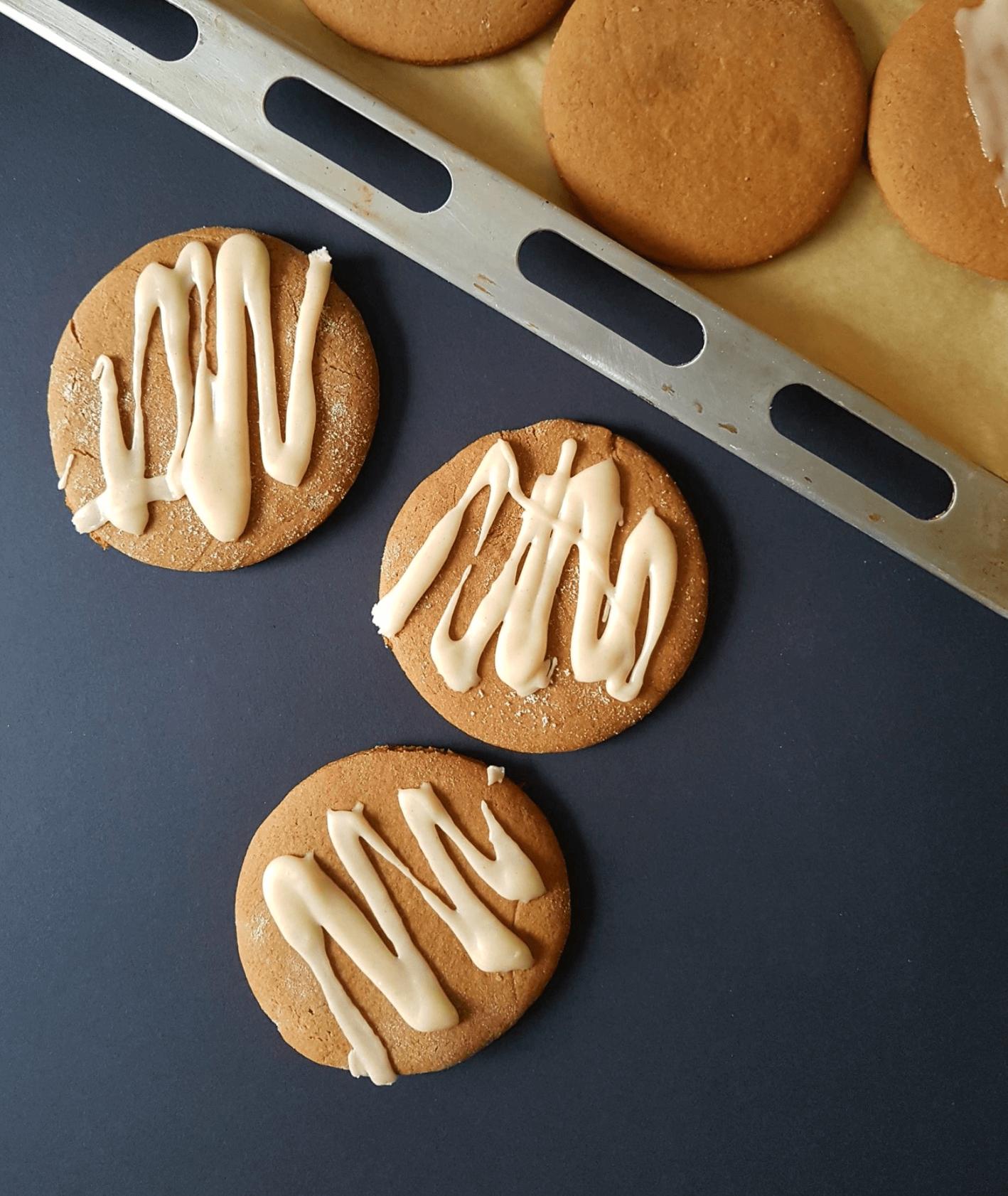 Przepis na korzenne ciasteczka