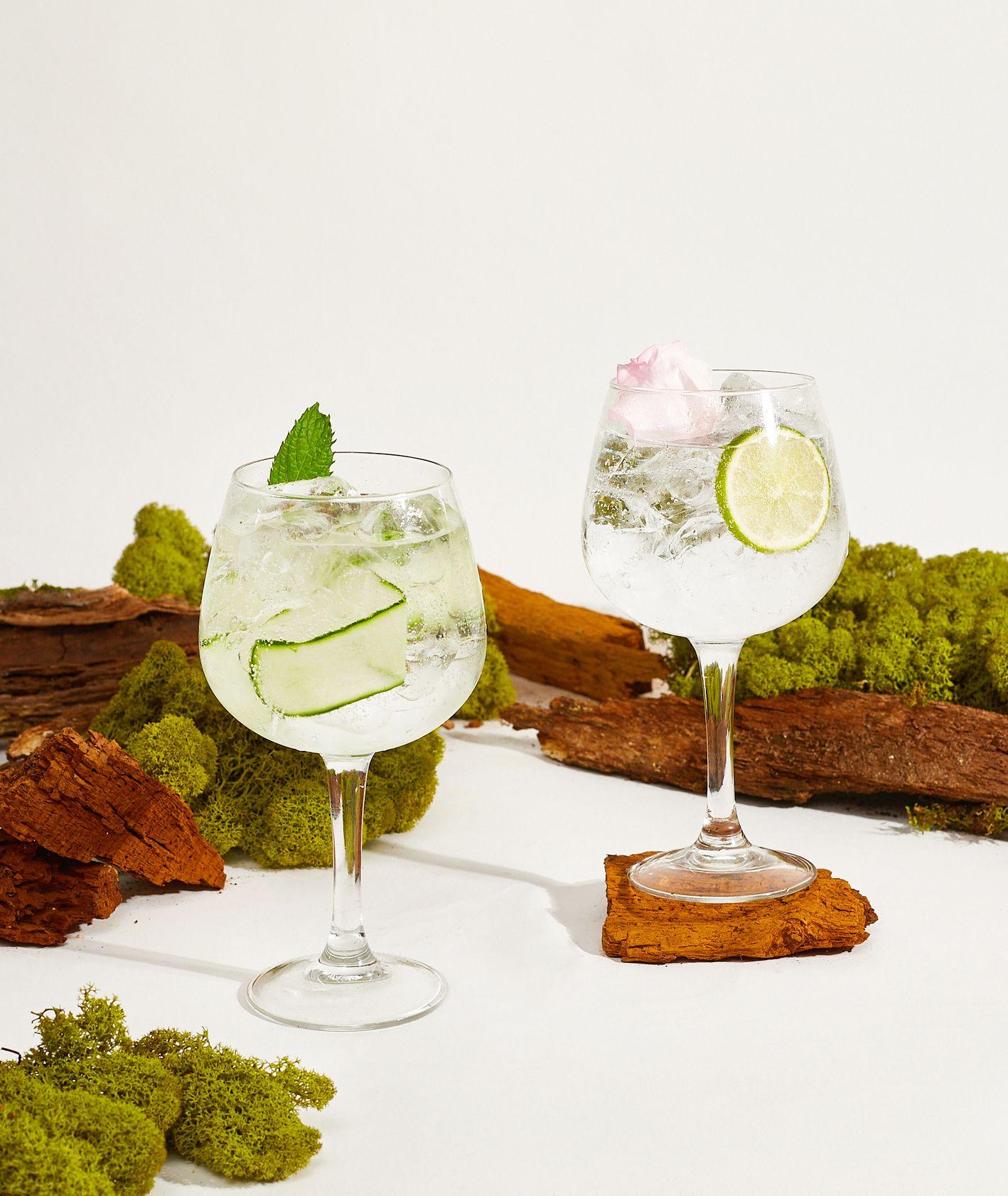 Wódka Finlandia, łatwe drinki do zrobienia w domu, alkohol na lato (fot. Maciej Niemojewski)